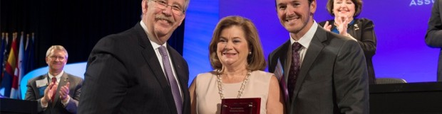 AMA Posthumously Honors Dr. Jeff Terry