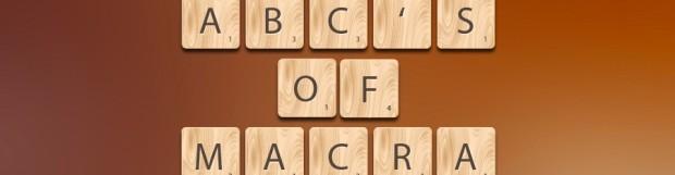 ABCs of MACRA