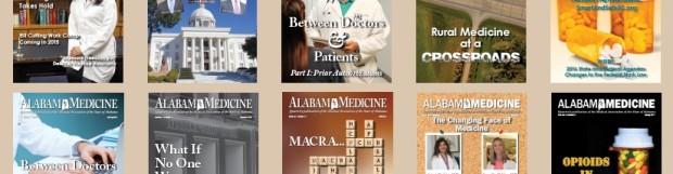Alabama Medicine Magazine Receives International Award