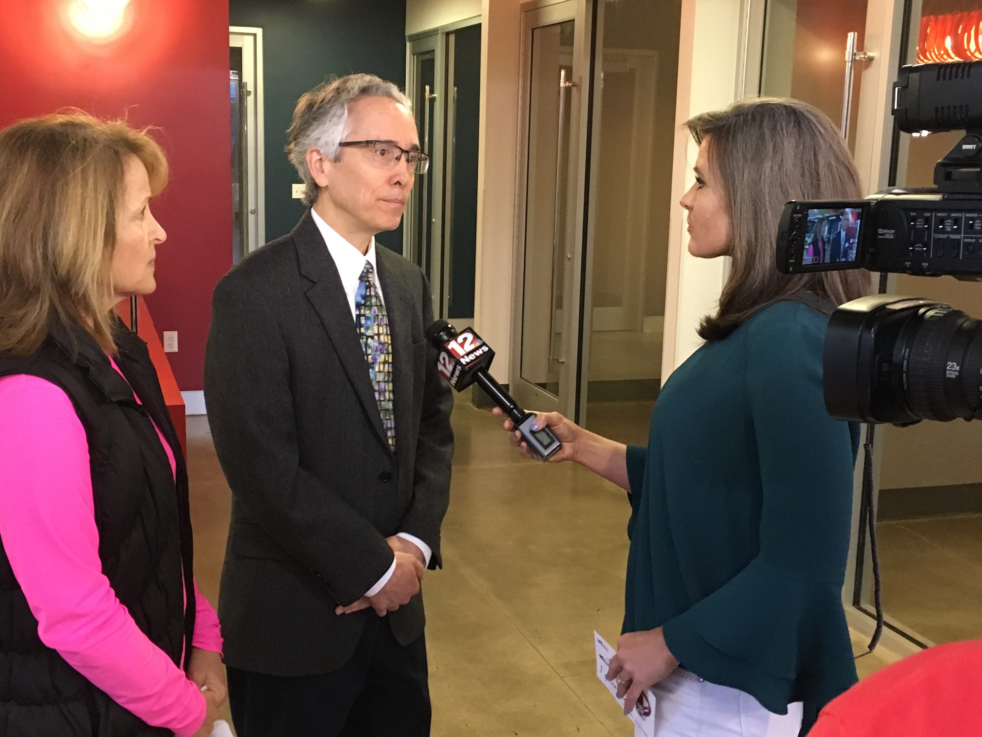 WSFA Doctors' Day Interview