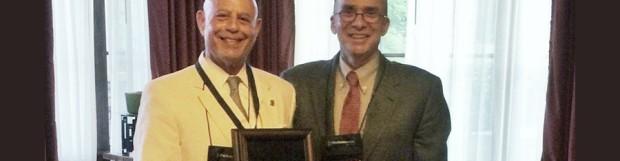 Bernard H. Eichold II, M.D. Receives 2018 Laureate Award