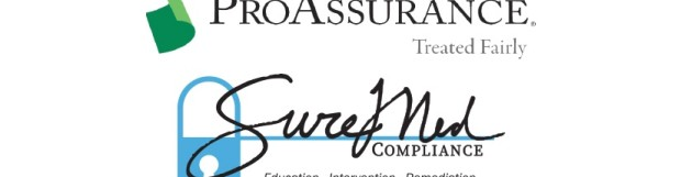 ProAssurance and Sure Med Compliance Join to Fight Opioid Crisis