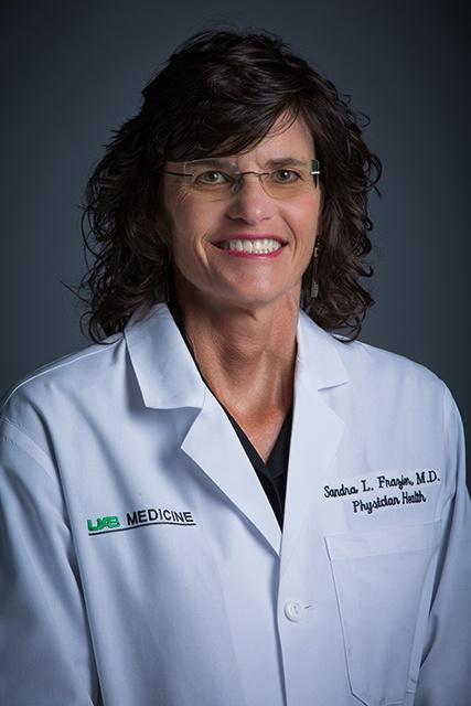 Dr. Sandra Frazier